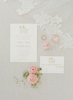 Romantic herb filled Tybee Island wedding I The Happy Bloom