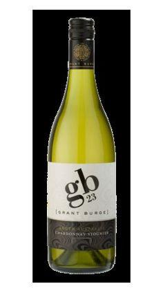 Grant Burge gb23 Chardonnay Viognier Australia 2011 Wines, February, Australia, Bottle, Flask, Australia Beach