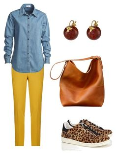 """""""Casual"""" by arleth-dantas on Polyvore featuring Pinko, Vale, Étoile Isabel Marant and Gabrielle Sanchez"""