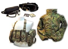 Gear from Tactical Tailor, Revision Military, and Condor. Follow the link to enter and win for free!