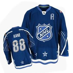 Patrick Kane jersey-80% Off for Reebok Patrick Kane Authentic Men's Jersey - NHL Chicago Blackhawks #88 Navy Blue 2011 All Star from official Reebok NHL Chicago Blackhawks Shop. Same Day Free Shipping all the time, hurry to order it.