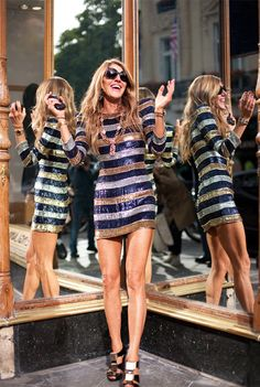 it should be life i envy. Who doesn't love the fab life of anna dello russo