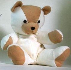 How Joyful Bear   AllFreeSewing.com
