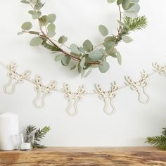 Are you interested in our Christmas Bunting * Christmas Garland? With our Christmas Bunting * Christmas Garland you need look no further. Christmas Bunting, Christmas Decorations For The Home, Rustic Christmas, Christmas Home, Holiday Decor, Christmas 2019, White Christmas, Merry Christmas, Paper Bunting