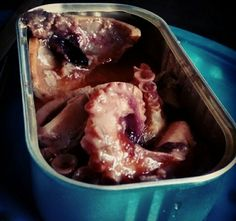 Pickled tentacles!
