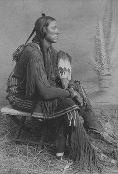 Quanah Parker,Comanche .1880