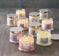 Introducing 10 of our NEW core Signature fragrances to fall in love with, as they won't be going anywhere for a while! www.partylite.com.au