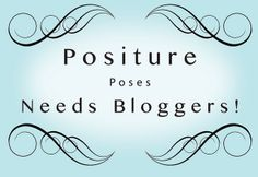 We Need Bloggers | Positure Poses | Flickr - Photo Sharing!