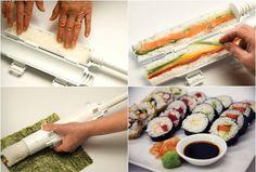 sushi bazooka of heel gemakkelijk sushi maken