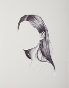 Paintings & drawings by Henrietta Harris Drawing Sketches, Art Drawings, Sketching, Horse Drawings, Hair Sketch, Arte Sketchbook, How To Draw Hair, Drawing People, Pencil Art