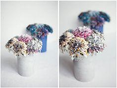 Te contamos cómo hacer un bouquet ecológico de flores de papel en con este tutorial de manualidades paso a paso. Son fáciles de hacer y quedan preciosas.