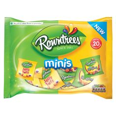 Featuring mini versions of your favourite Rowntree's sweets! Slimming Word, Slimming World Syns, Slimming World Recipes, Healthy Eating Tips, Healthy Nutrition, Jelly Tots, Vegetable Drinks, Biscuit Recipe, Snack Recipes