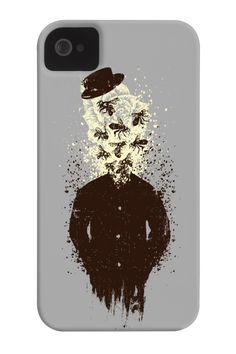 Beekeeper Phone Case for iPhone 4/4s,5/5s/5c, iPod Touch, Galaxy S4