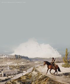 American Old West, Red Dead Redemption, 2010.