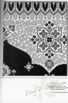 Gallery.ru / Фото #60 - Needlepoint Designs from Oriental Rugs - Dora2012