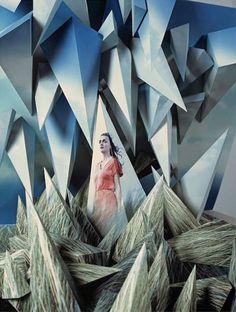 Szymon Roginski and Kasia Korzeniecka – Sculptural Photography