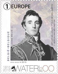 Battle of Waterloo: the Duke of Wellington