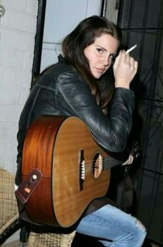 Gitar başında