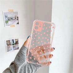Summer Cute Wave Point Cute Phone Case For iPhone 11 Pro Max SE 2020 X – Touchy Style