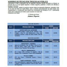 Fecho-Troços-XXXIII-Rali-de-Santa-Maria