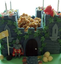 dragon-castle-cake | Flickr - Photo Sharing!