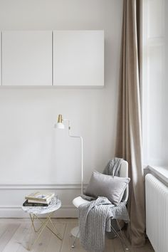 'Minimal Interior Design Inspiration' is a biweekly showcase of some of the most perfectly minimal interior design examples that we've found around the web - Beige Curtains, Rustic Curtains, Velvet Curtains, Patterned Curtains, French Curtains, Purple Curtains, Elegant Curtains, Vintage Curtains, Cheap Curtains