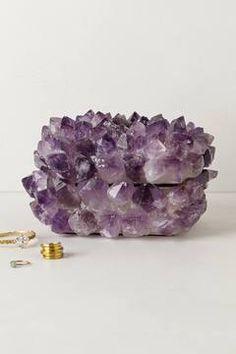 Precious Stone Jewelry Box