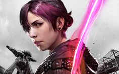High Resolution Wallpapers InFamous: First Light wallpaper - InFamous: First Light category