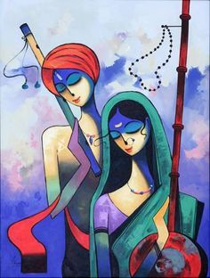 Indian Contemporary Art By
