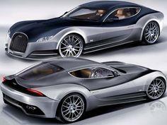 Morgan Concept Car - EvaGT Sports Cars 2012