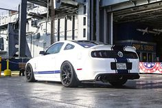 View all photos of One Bad 2013 GT500 Mustang That Tears Off More Than 230 MPH…