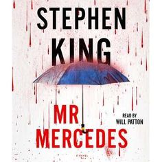 Congratulations to Mr. Mercedes by Stephen King for winning the 2015 Edgar Award for Best Novel!
