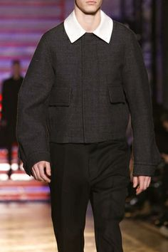 Cerruti #Menswear #Fall2014 #Paris #fashion