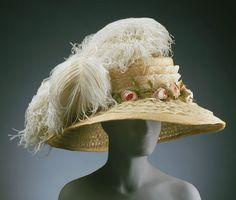 Hat 1910 The Philadelphia Museum of Art - OMG that dress!