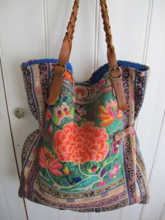 Colorful Boho Bag by Ballard39