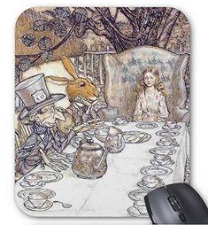 不思議の国のアリス 『 狂ったお茶会 』のマウスパッド 2:フォトパッド(アリスシリーズ) 熱帯スタジオ http://www.amazon.co.jp/dp/B014L2765Y/ref=cm_sw_r_pi_dp_T6odwb1E5GNZT