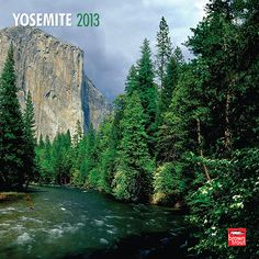 Yosemite Wall Calendar: Yosemite National Park in California is home to some of the tallest waterfalls, largest trees, most pristine rivers, and amazing wildlife. These wonderful photographs will take you on a tour of the exquisite and captivating beauty of places like Half Dome and Tuolumne Meadows.  $14.99  http://calendars.com/National-Parks/Yosemite-2013-Wall-Calendar/prod201300004724/?categoryId=cat00731=cat00731#