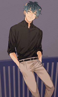 浦田こがし on - Loud Tutorial and Ideas Handsome Anime Guys, Cute Anime Guys, Anime Boys, Meraculous Ladybug, Ladybug Comics, Ladybug Cakes, Lady Bug, Luka Miraculous Ladybug, Estilo Anime