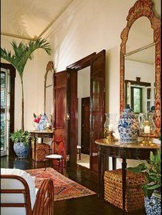 colonial+island+interiors | Islands