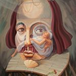 Stunning optical illusion paintings by Oleg Shuplyak (14 pictures)