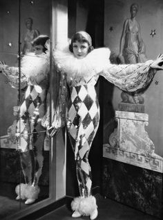 Claudette Colbert (Photo By: Irving Lippman, 1933)