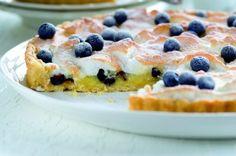 Kynutý koláč tety Dany | Apetitonline.cz Cereal, Cheesecake, Cooking, Breakfast, Sweet, Food, Cakes, Pies, Lemon
