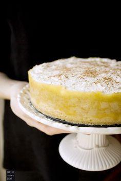 Unglaublich leckere Apfeltorte mit Vanille-Zimt-Sahne