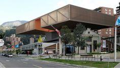 Una Arquitetos: Proposta Museu de Arte Moderna de Medellín 2009 | Ensaios Fragmentados