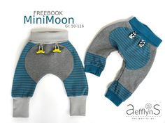 Mini Moon freebook Pumphose