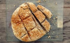 <p>Is there anything better than fresh bread? The smell, the texture, the flavor. It's irresistible. Not only is this bread gluten-free, it's also yeast-free!</p>