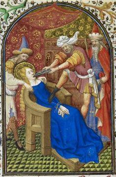 Tratamiento de la enfermedad en la Edad Media