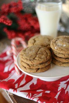 Gingerdoodle Cookies – Lauren's Latest