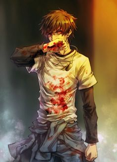 .Togainu no Chi Keisuke OMG I LOVE HIM <3  <3  <3!!!!!!!!