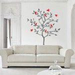 Beautiful tree wall art! www.wallartstudios.co.za